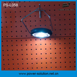 LED Solar Lamp for Indoor Study with High Efficiency Solar Panel pictures & photos