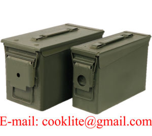 Us / Nato Military Ammo Can Ammo Box Military Can - M19A1/M2a1/PA108 pictures & photos