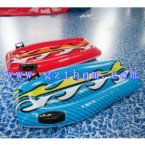 Double Row Flying Fish Boat Inflatable Water Toys/ 0.9mm PVC Tarpaulin Inflatable Boat pictures & photos