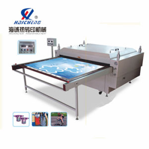 CE Certified Hydraulic Automatic Sublimation Heat Press Machine (HC-B5)
