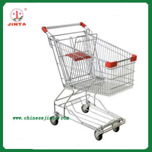 Supermarket Folding Shopping Trolley, Kids Cart (JT-EC05) pictures & photos