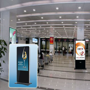 (apple) Advertising Machine Cabinet-Type Single Version LED Display Indoor Use pictures & photos