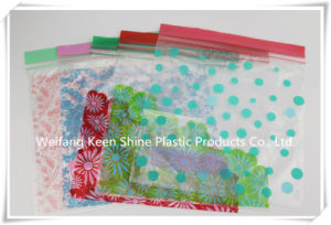 Double Track Zipper Bag pictures & photos