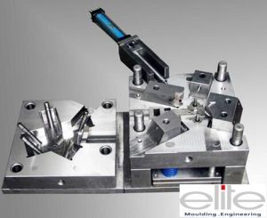 Plastic Injection Mould for Precision Electronic Products Tooling