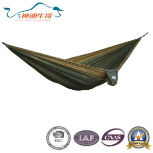 Hot Sell Nylon Taffeta Outdoor Hammock