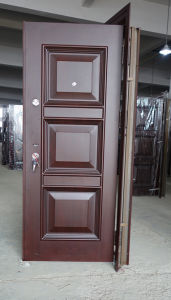 High Quality Steel Secuirty Door pictures & photos