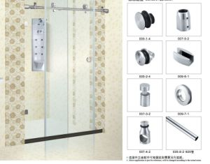 Sliding Door Accessories for Glass Bathroom Fitting B007 pictures & photos