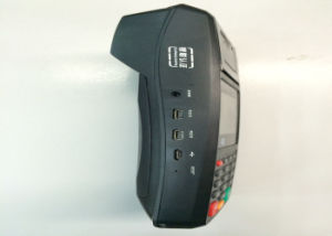 U Clinux Payment POS Terminal with High-Speed Thermal Receipt Printer (Handheld POS Device) pictures & photos
