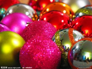 The Glitter Powder Decorations Will Make Christmas Fun pictures & photos