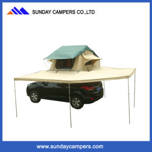 Wholesale High Quality Caravan Outdoor Camping Car Roof Top Tent pictures & photos