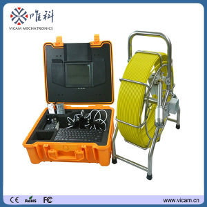 Waterproof Sewer Drain Pipe Inspection Camera with 512Hz Transmitter (V8-3388T) pictures & photos