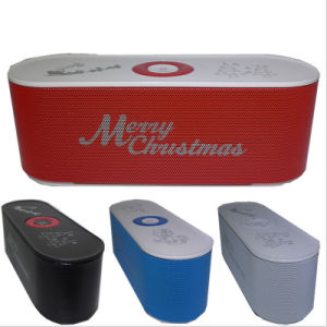 New Small Gift Bluetooth Speaker Handfree S207 Outdoor Mini Bluetooth Portable Speaker with FM Radio