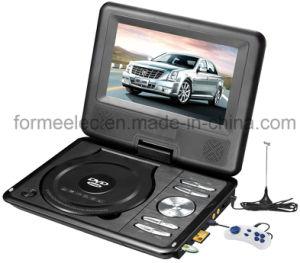 "9"" Portable DVD Player Pdn988 with Games Analog TV pictures & photos"