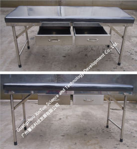 Hospital Furniture Medical Table Surgical Couch for Examination pictures & photos