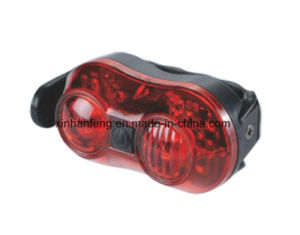 2*0.5W LED Bicycle Rear Light (HLT-190) pictures & photos