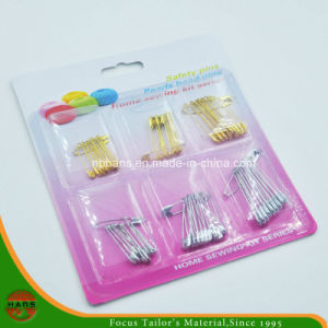 Home Wewing Kit Series Safety Pin (9606#) pictures & photos