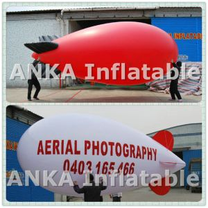Advertising Balloons Giant Inflatables Blimp Flying Zeppelin with Logo pictures & photos