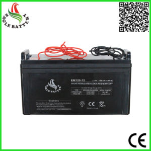 12V 120ah AGM Maintenance Free Solar Battery