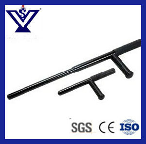 Police Anti-Riot Self-Defense Steel Expandable Baton with Flashlight (SYSD-16) pictures & photos