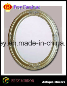 Solid Wood Antique Design Wall Mirror Frame pictures & photos