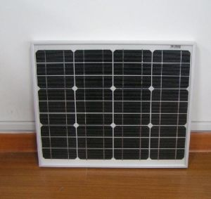 4bb Mono 30W Solar Panel for off Grid System pictures & photos