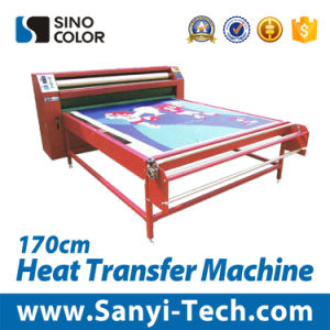 Mf-1700 Heat Transfer Machine for Mass Textile Printing pictures & photos