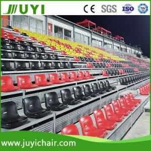 New Dismountable Seating System Outdoor Grandstand with Plastic Seats Jy-715 pictures & photos