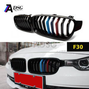China Glossy M Colour Front Grille For Bmw 3 Series F30 China F30
