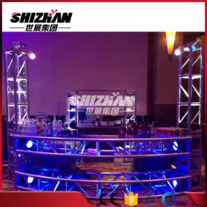 Easy Install Small Stage Lighting Truss Fashion Show