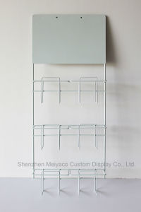 China Factory Direct Sales Customized With Hook Basket Wall Mount