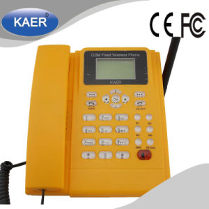 Fixed Wireless Phones with SIM Card (KT1000-130C) pictures & photos