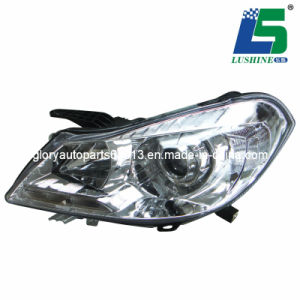Car Auto Head Lamp with PC Lens for Byd G3 (GL-D001/ D002)