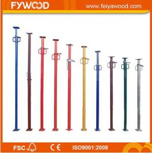 Middle East Type Adjustable Scaffolding Shoring Prop