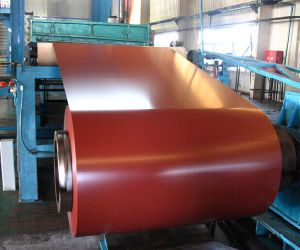 Color Coated Roofing Steel PPGI Steel Coil pictures & photos