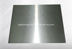Tungsten Plates for Tungsten Carbide Tools
