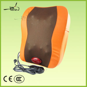 Infrared Heating and Vibration Car Seat Massage Cushion