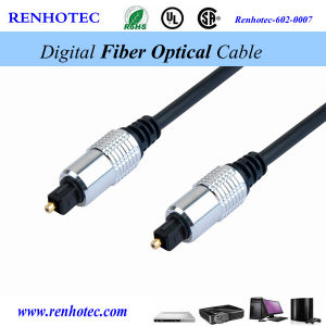75ohm Copper 5/8 Waterproof Fiber Optical Connector pictures & photos
