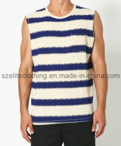Good Price Singlet Strip Singlet for Men pictures & photos