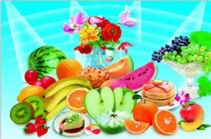 Beautiful Fruit Poster with Lower Price