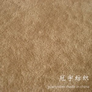 Upholstery Short Pile Speckle Velvet Alova Fabric pictures & photos