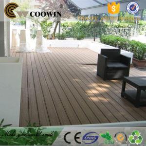 China Wood Texture WPC Outdoor Floor