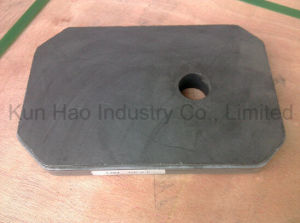 Refractory Slide Gate for Steel Tundish