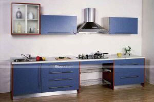Kitchen Furniture Wooden Furniture, Modern MDF and Melamine Kitchen Cabinet Kitchen Cabinet Doors, Kitchen Cabinet