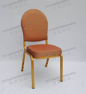 Round Back Hotel Chair (YC-ZL31-2) pictures & photos