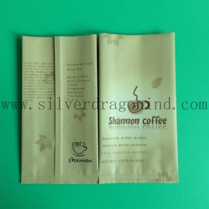 Top Quality Laminated Plastic Bag for Coffee Powder Packing pictures & photos