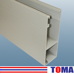 Good Quality Aluminium Rail for Roller Shutters (TMGR100A) pictures & photos
