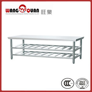 China Wholesale Stainless Steel Work Table 3 Tier pictures & photos