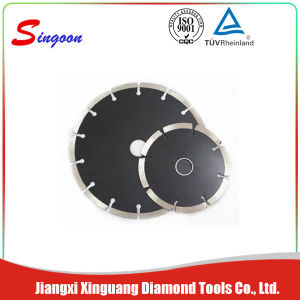 Professional 7′′dry Wet Cut Saw Blade for General Purpose Cutting pictures & photos