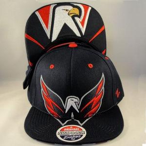d8347819f9a992 China NHL Washington Capitals Zephyr Snapback Hat Cap Menace (TP-SN) -  China Embroidery Stripe Snapback Cap, Black Snapback Cap