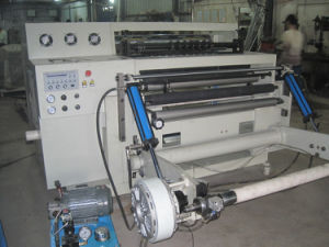 Rtfq-2100b Wide Roll Aluminium Foil Cutting Machine Slitter and Rewinder pictures & photos
